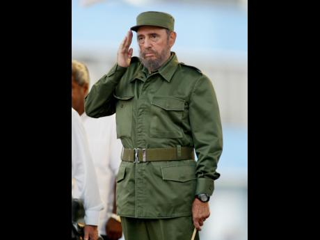 Fidel tan up strong like rock of Gibraltor | Commentary | Jamaica Star